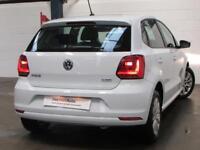 Volkswagen Polo SE (white) 2015-09-21