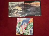 Rock LP Vinyl job lot UFO Live 1979 Santana Moonflower Supertramp Crisis