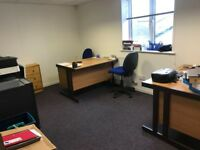 OFFICES in Cambridge North/ Science Park/ Milton - part serviced Newly Refurbed offices