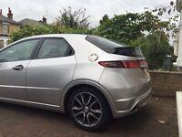 Honda Civic Relaible car