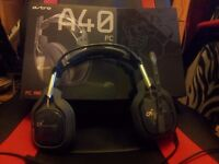 Astro A40 Headset