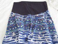 Maternity shorts and summer skirt from Jojo Maman 10/12