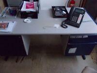 DESK/ WORK BENCH/ CRAFT TABLE