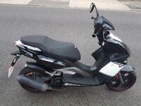 Lexmoto-Diablo 125cc Moped