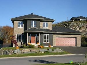 499 000$ - Maison 2 étages à vendre à St-Nicolas