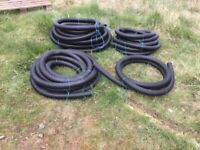50metres 60mm perforated drainage pipe