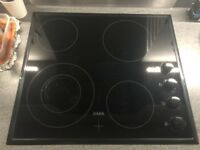 AEG 4 RING ELECTRIC HOB