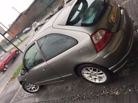 Rover MG ZR sport
