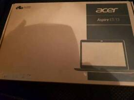 Acer brand new laptop