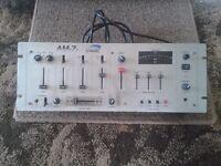 Citronic AM-7s DJ Mixer.