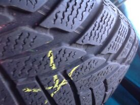 Second hand tyres winter sets & pairs 205/55/16-225/55/16-295/65/15- Touch stone tyres