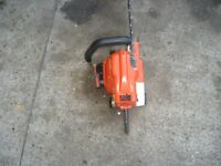 solo chainsaw 30 inch cut