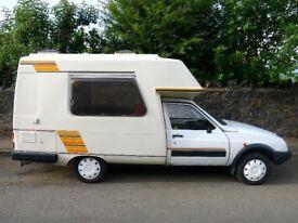 Citroen C15 Romahome Low Mileage '05 Camper Van