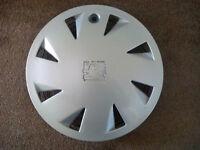 "Vauxhall Cavalier Wheel Trim 14"""