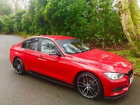 Bmw F30 2013 M-performance pack leather