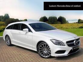 Mercedes-Benz CLS CLS220 BLUETEC AMG LINE (white) 2015-07-17