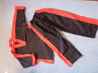 TAGB Training suit size 1 and T-shirt (140cm)