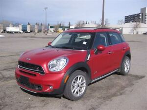 2016 MINI Cooper Countryman Cooper S|Heated Leather|2 Sunroofs|K