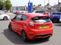 FORD FIESTA 1.6 ST-2 3dr 180 BHP * *Molten Orange & Style Pack ** (orange) 2016