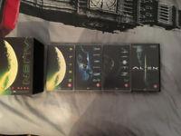 VHS Alien films collection for sale