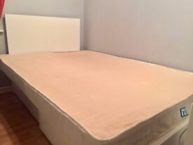 Standard Double spring mattress in immaculate condition