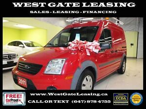 2011 Ford Transit Connect XLT | ROOFRACK | SHELVES | 0% INTEREST