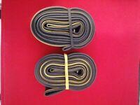 KENDA Road bike tubes x2 size 700X28