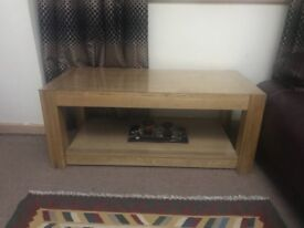 Cheap real Oak coffee table for sale