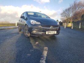 Vauxhall Corsa design 1.3 CDTI 5dr Black ecoFLEX