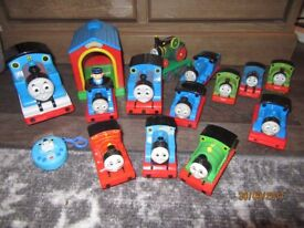 Various Thomas & Friends toys