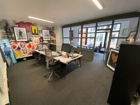 *Soho* 10-16 Desks - Serviced Private Office Space - Furnished
