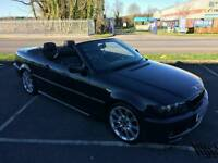 BMW 318 CI M Sport Convertible