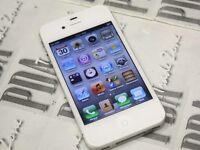APPLE I PHONE 4S 16Gb WHITE £55(07451054192)