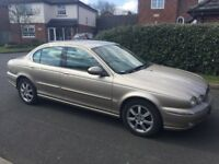 Jaguar X-Type 2.0 Diesel (One Owner Full History)