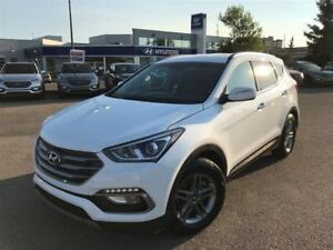 2017 Hyundai Santa Fe Sport 2.4 Premium- HEATED SEATS & WHEEL