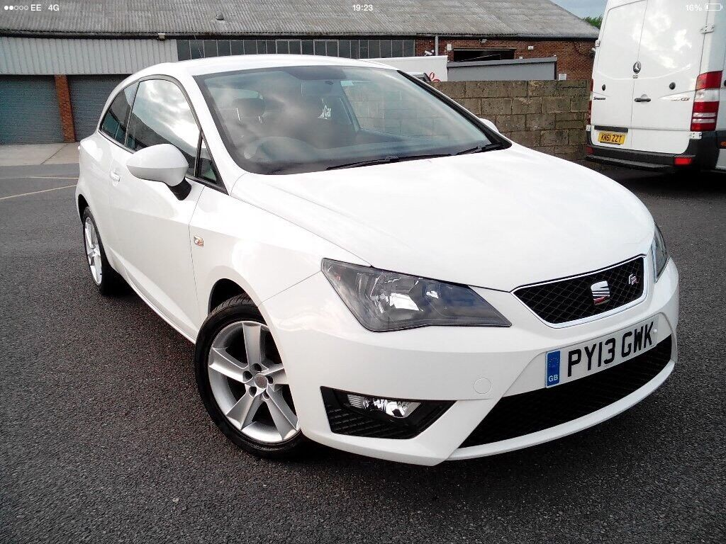 seat ibiza fr auto dsg in hall green west midlands gumtree. Black Bedroom Furniture Sets. Home Design Ideas