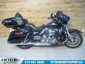 2014 Harley-Davidson FLHTCUSE4 CVO Ultra Classic Electra Glide 8