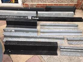 Various Metal Lintels