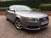 Audi A4 2.0 TFSI S Line Quattro 4dr Auto ++ 2 prv Keepers ++ Full History ++ 75,000miles