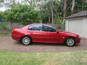 2001 Holden Commodore Sedan Rathmines Lake Macquarie Area Preview