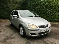 2004 Vauxhall Corsa 1.0 (998cc) - LOW MILEAGE - New MOT included