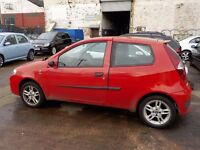 fiat Punto breaking for parts! more than 1 available