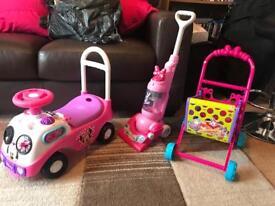 Minnie Mouse Children's Set