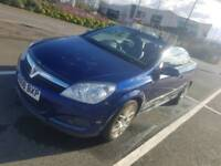 Vauxhall astra twin top/full option