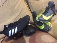 Boot bundle//adidas ace 17.3//Nike mercurial veloce iii