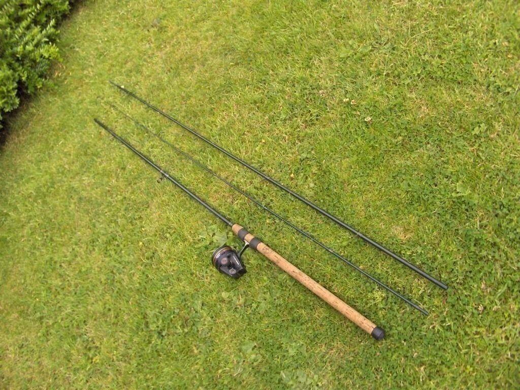 Drennan 13 39 6 stick float trotting fishing rod abu 1044 for Float fishing rods