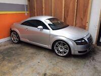 AUDI TTs breaking all parts for sale