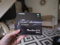 Canon G7XII