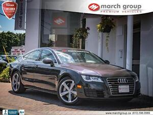 2012 Audi A7 3.0T Premium Tip qtro at $200.89/Weekly