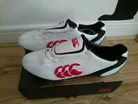 Canterbury Size 11 mens rugby football boots unworn